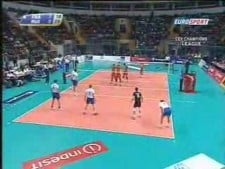 Dynamo Moscow - Tours VB (short cut)