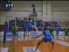 Iraklis Thessaloniki - Panathinaikos Athens (SET3) - part 3