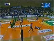 Iraklis Thessaloniki - Panathinaikos Athens (SET3) - part 2