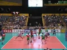 Bulgarian Volleyball - part 2