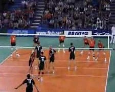 Nice serve (3rd movie)