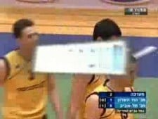 Maccabi Tel-Aviv - Hod HaSharon (SET2)