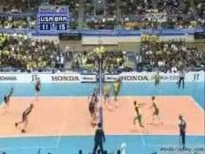 USA - Brazil (Highlights - SET1)