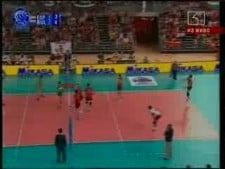 Spain - Bulgaria (SET5)