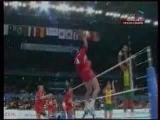 Russia - Brazil (Highlights)