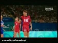 Volleyball Headshot (2nd movie)