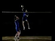 Volleyball Tutorial - Fast Spike