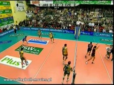 Nice actions in Polish Volleyball League 2007/08