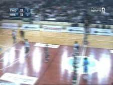 Panathinaikos Athens - Iraklis Thessaloniki (short cut)