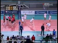 Portol Palma Mallorca - Trentino Volley (SET3)