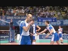 Dynamo Moscow - Skra Bełchatów (SET5)