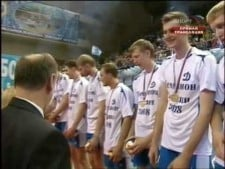 Russian League 2007/08 Decoration