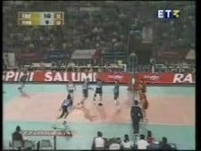 Sisley Treviso - Iraklis Thessaloniki (Highlights)