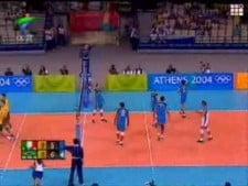 Brazil in The Olympics 2004