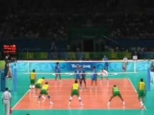 Brazil in The Olympics 2008