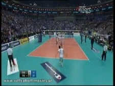 Iraklis Thessaloniki - Trentino Volley (SET4)
