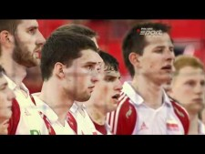 Polish anthem in Arena Łódź