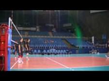 Polish Training before Poland - Venezuela matches
