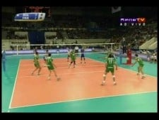 Volleyball Highlights 2006