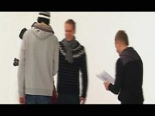 Serbian players in TV Commercial (Vip) - Making off