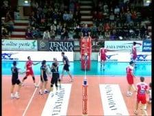 Michał Kubiak in match Padova - Gioia del Colle
