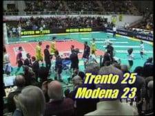 Matey Kaziyski vs Trenkwalder Modena