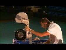 Globus Winshot - Volleyball Service Machine