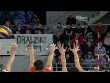 Jastrzębski Węgiel - Resovia Rzeszów (Highlights)