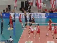 Zbigniew Bartman in match Poland - China