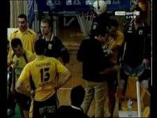 Nikolaos Roumeliotis vs Iraklis Thessaloniki Fans