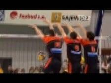 Skra Bełchatów - Jastrzębski Węgiel (Highlights, 1st match)