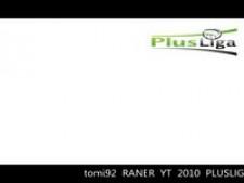 The best four teams of Polish League 2009/10