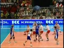Poland - France (Highlights)