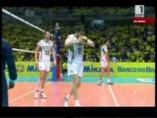 Brazil - Bulgaria (SET4) - part 1