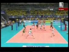 Brazil - Bulgaria (SET4) - part 2