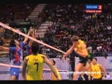 Murilo Endres in World League 2010 Finals