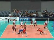 Best actions: World League 2005 Final Four