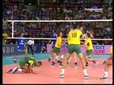 Italy - Brazil (Highlights)
