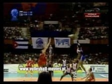 Cuba in World League 2007
