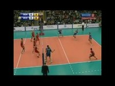 Nikolay Pavlov in match Novosibirsk - Iskra Odintsovo