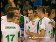 Fart Kielce - Skra Bełchatów (Highlights)