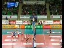 Best actions: Delecta Bydgoszcz - AZS Politechnika Warszawska