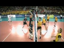Skra Bełchatów - Trentino Volley (SET3)
