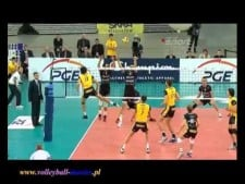 Skra Bełchatów - Trentino Volley (Highlights, 2nd movie)