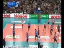 Bydgoszcz blocks in match Resovia Rzeszów - Delecta Bydgoszcz