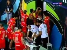 Volleyball quarrel (Volei Futuro - Cimed Florianópolis)
