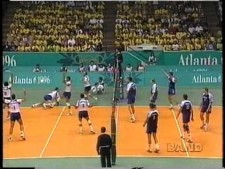 Poland - Brazil (SET2) 1996