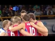 Yury Berezhko nice attack