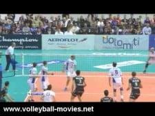 Trentino Volley - Zenit Kazan (Highlights)