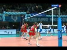 Dynamo Moscow - Lokomotiv Belgorod (Highlights)